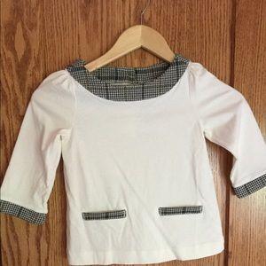 NWT, Janie & Jack, Shirt, Size 7